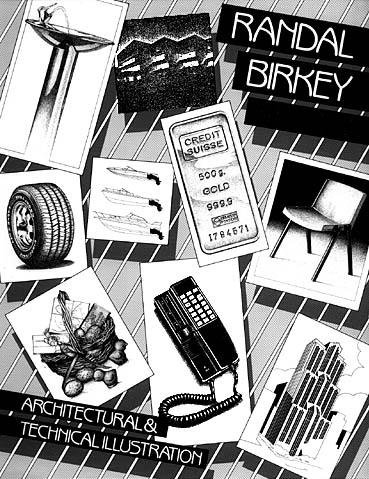 1985 Chicago Creative Sourcebook Ad