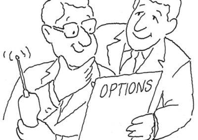 Ameritech Cellular Plan Options Cartoon