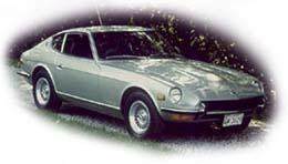 Randal's '72 Datsun 240Z