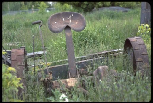 Vintage Farm Implement