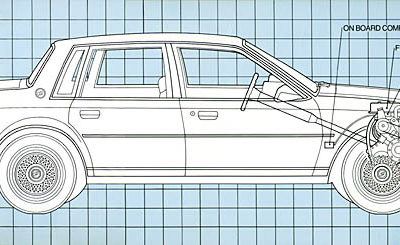 Buick Automotive Cutaway