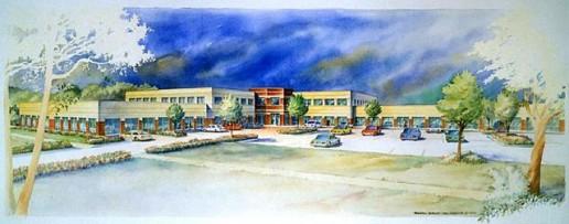 Darien Business Center