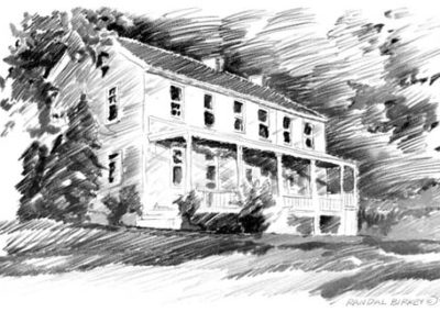 Pennsylvania Farmhouse
