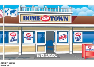 IGA Hometown
