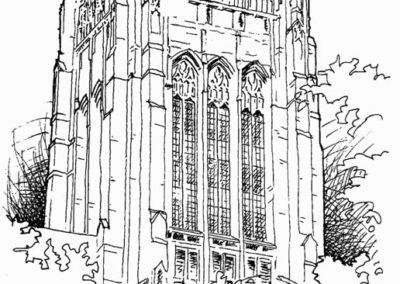 Northwestern University – Ward Tower