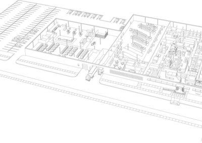 Quantum Graphics Aerial Perspective Cutaway
