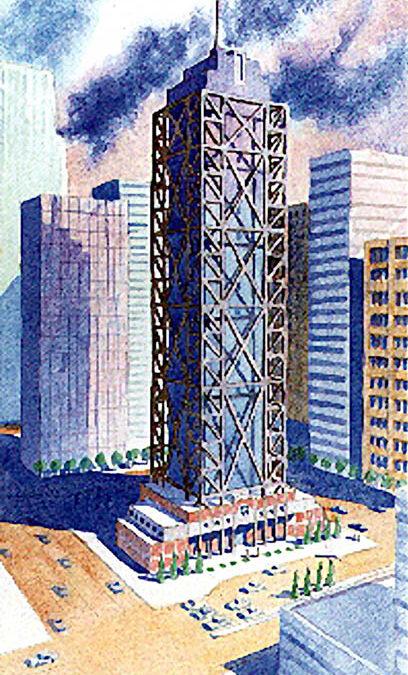 Skyscraper Design