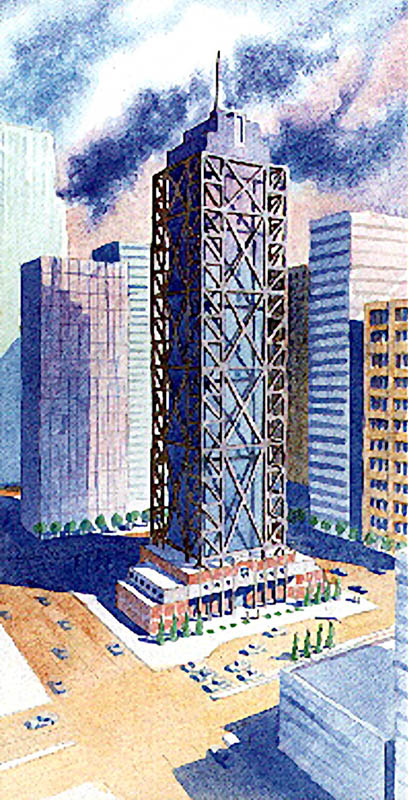Randal Birkey's Tower