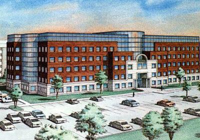 Walsh-Higgins Office Building