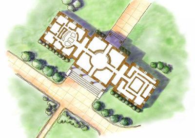 City Hall Floor Plan