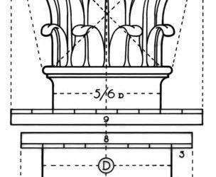 Corinthian Column Diagram