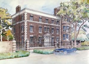 Dearborn Street Mansion