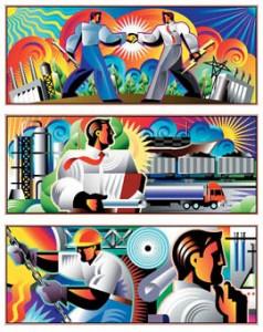 Exelon Illustrations