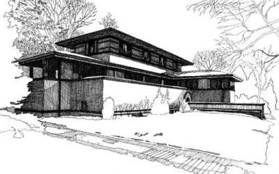 Frank Thomas House, Oak Park, Illinois
