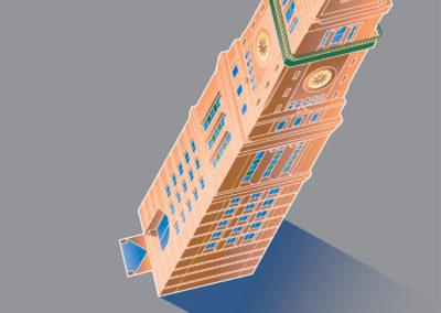 MetLife Asset Transfer Kit Tower Illustration