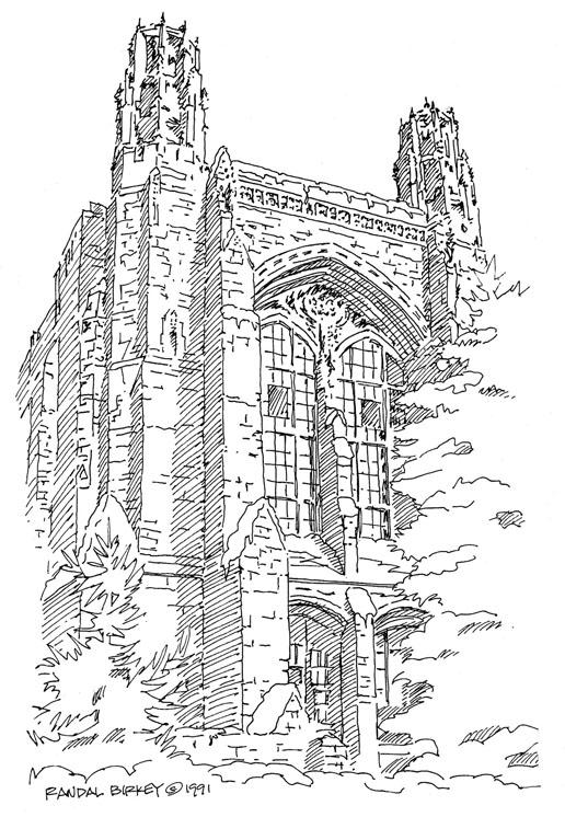 Northwestern University - Deering Library